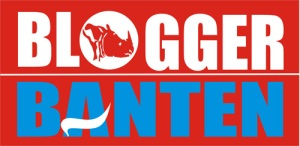 Logo Blogger Banten Merah