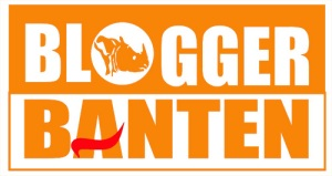 Logo Blogger Banten Kuning