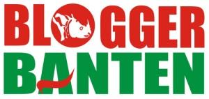 Logo Blogger Banten Warna Merah